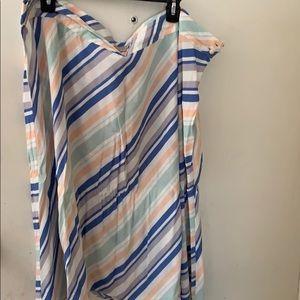 Loft Plus Full Skirt - Like New
